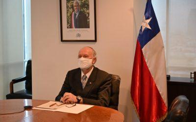 Ministro Prokurica destaca millonaria cartera de inversiones en Atacama en lanzamiento de la Política Nacional Minera 2050
