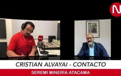 Seremi de Minería de Atacama explicó detalles de la Política Nacional Minera
