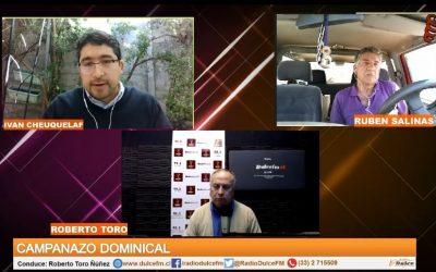 Subsecretario de Minería en entrevista con Radio Dulce de la Región de Valparaíso