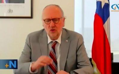 Ministro de Minería habló sobre desarrollo de la Política Nacional Minera 2050