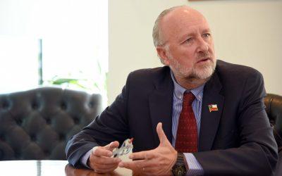PNM 2050 inició su Fase Territorial en la región con ministro destacando bajo índice de contagios