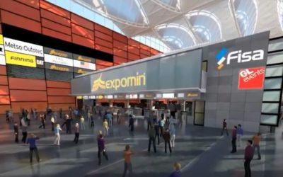Editec y MCH transmitirán vía streaming inauguración de Expomin 2020