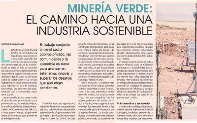 Hoja de ruta en Diario Financiero
