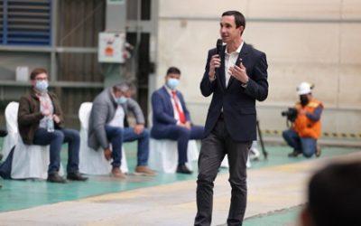 Entrevista a biministro de Minería y Energía, Juan Carlos Jobet
