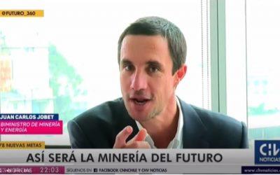 Así será la minería del futuro: Con 78 nuevas metas